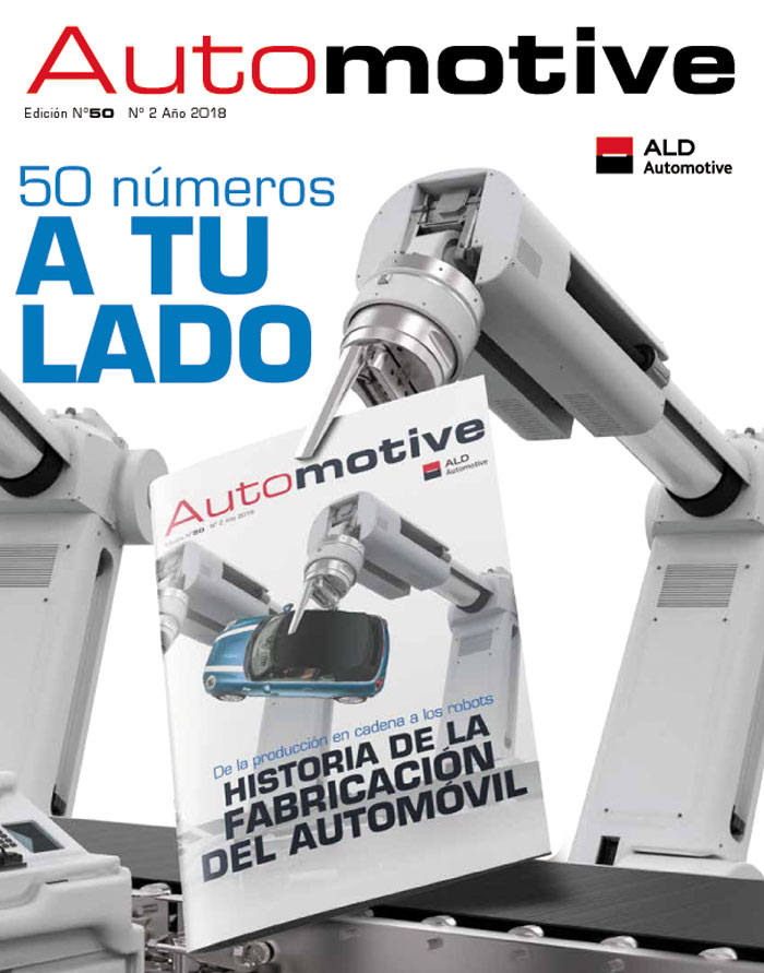 Revista Automotive 50